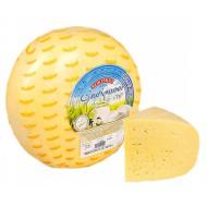 Сыр полутвердый Сливочный бзмж 1кг