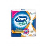 """Кухонные полотенца """"ZEWA"""" 2-х слойные с рисунком 2 шт."""