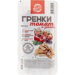 """Сухарики """"Фортуна"""" Томат и зелень 145 гр."""