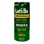 "Кофейный напиток ""Lets Be"" Mokka 240 мл"