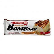 """Батончик """"BOMBBAR"""" протеин """"Соленая карамель"""" 60 г"""