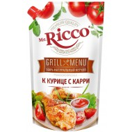 """Кетчуп """"Mr.Ricco"""" к курице с карри 350 гр."""