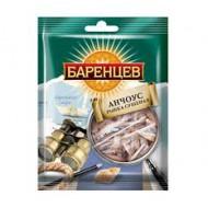 Баренцев Рыбка суш. Анчоус 20г
