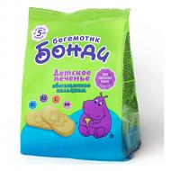 Печенье Бегемотик Бонди Обогащенное кальцием с 5 месяцев 180 гр