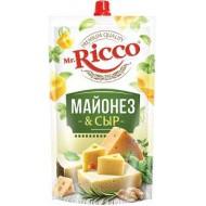 "Майонез и Сыр ""Mr.Ricco"" 375 гр"