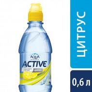 """Вода """"Aqua Minerale"""" с цитрусом газ. 0,6 л"""