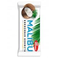 """Батончик """"Malibu"""" Кокосовый в мол. глазури 50 гр."""