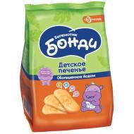Печенье Бегемотик Бонди обогащенное йодом с 5 месяцев 180гр