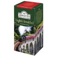 """Чай """"Ahmad Tea"""" English Breakfast  25 шт"""