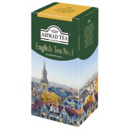 """Чай """"Ahmad Tea"""" English Tea No1 25 шт"""