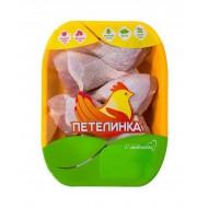 Голень куриная с кожей Петелинка охлажденная ~800 г