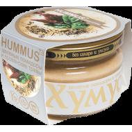 """Хумус """"Тайны Востока"""" с вялеными помидорами и прованскими травами 200 гр"""
