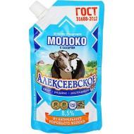 Сгущенное молоко Алексеевское цельное с сахаром 8,5 % 270 г бзмж