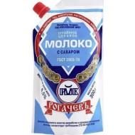 Сгущенное молоко Рогачевъ цельное с сахаром 8,5 % 280 г бзмж