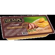 Блинчики Цезарь с телятиной на сливочном масле замороженные