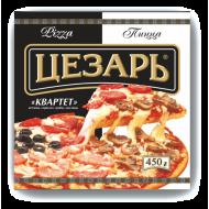 Пицца Цезарь Квартет 400гр