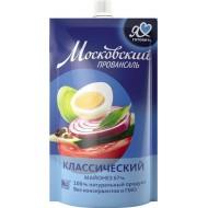 Майонез МЖК Московский провансаль 67% 200гр
