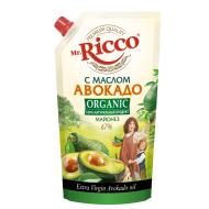 Майонез Mr.Ricco Organic с маслом авокадо 67%