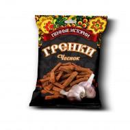 """Гренки """"Пенные истории"""" Чеснок 75 гр."""