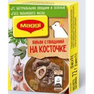 """Бульон """"Maggi"""" с говядиной на косточке 72 гр."""