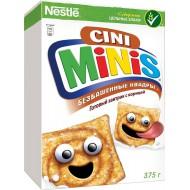 Готовый завтрак Cini Minis Безбашенные квадры с корицей 375 г
