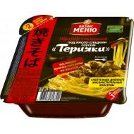 Лапша Бизнес меню с говядиной под кисло-сладким соусом Терияки 130 г