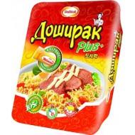 Лапша Доширак Плюс со вкусом говядины