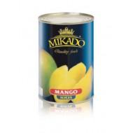 Манго Mikado ломтиками в легком сиропе