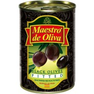 Маслины Maestro de Oliva без косточки