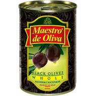 Маслины Maestro de Oliva с косточкой