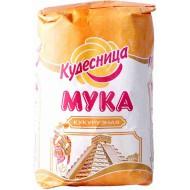 """Мука """"Кудесница"""" Кукурузная 500 гр."""