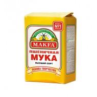 Мука Макфа пшеничная 1кг