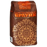 "Сахар тростниковый ""Брауни"" светлый 900гр"