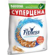 Готовый завтрак Nestle Fitness из цельной пшеницы 250гр