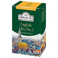 """Чай """"Ahmad Tea"""" English Tea No1 100гр"""