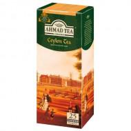 "Чай ""Ahmad tea"" Ceylon tea 25 шт"