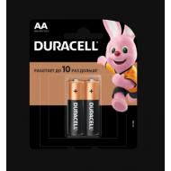 Батарейки Duracell Basic AA 2 шт