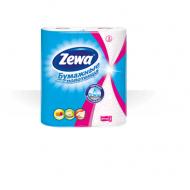 Бумажные полотенца Zewa двухслойные Decor