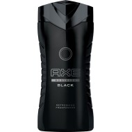 Гель Axe для душа мужской Black