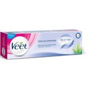 Крем для депиляции Veet для чувствительной кожи 100мл