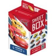 Мармелад SweetBox Тачки с игрушкой