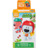 Мармелад Sweet Box с игрушкой Ми-ми-мишки 3 туристы 10 г