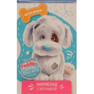 Мармелад Sweet Box с игрушкой My Blue Nose Friends Щенята 10 г