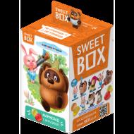 Мармелад жевательный Sweet Box Винни Пух с игрушкой 10 г