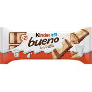 Батончик Kinder Bueno White шоколад 39 г
