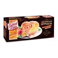 """Австрийский штрудель """"Сдобная Особа"""" персик-маракуйя и ваниль 400 г"""