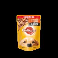 Корм Pedigree для собак печень телятина 100 г