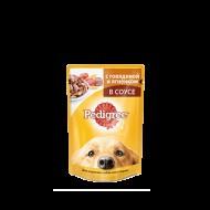Корм для собак Pedigree говядина ягненок