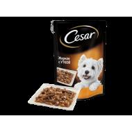 Лакомство для собак Cesar жаркое с уткой 100 г