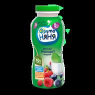 Биолакт ФрутоНяня ягодный с 8 месяцев 2,9% бзмж
